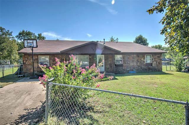 122 Plainview Drive, Hulbert, OK 74441 (MLS #2134893) :: 918HomeTeam - KW Realty Preferred