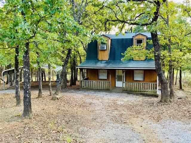 57 Dogwood, Mead, OK 73449 (MLS #2134919) :: Active Real Estate