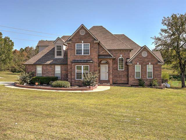 14231 S 264th East Avenue, Coweta, OK 74429 (MLS #2134926) :: Hopper Group at RE/MAX Results