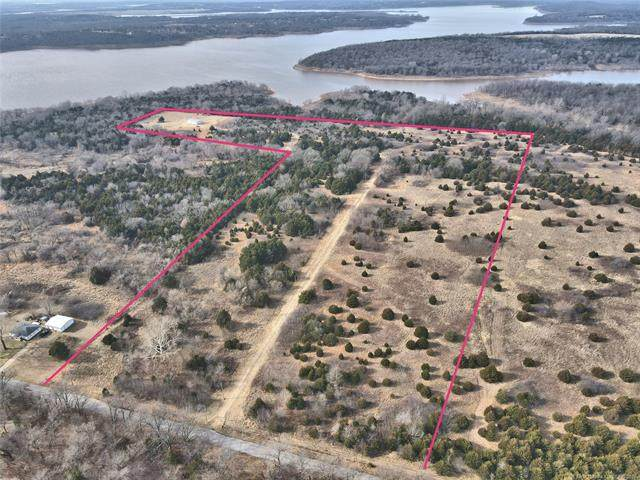 950 S Cimarron Valley Road, Cleveland, OK 74020 (MLS #2135044) :: Hopper Group at RE/MAX Results