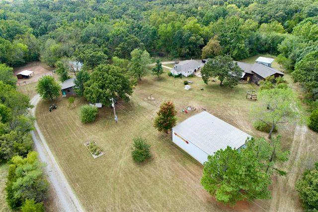 41242 E 5000 Road, Pawnee, OK 74058 (MLS #2135065) :: Hopper Group at RE/MAX Results