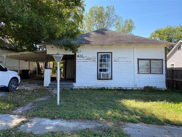 411 W 17th Street, Ada, OK 74820 (MLS #2135108) :: Active Real Estate