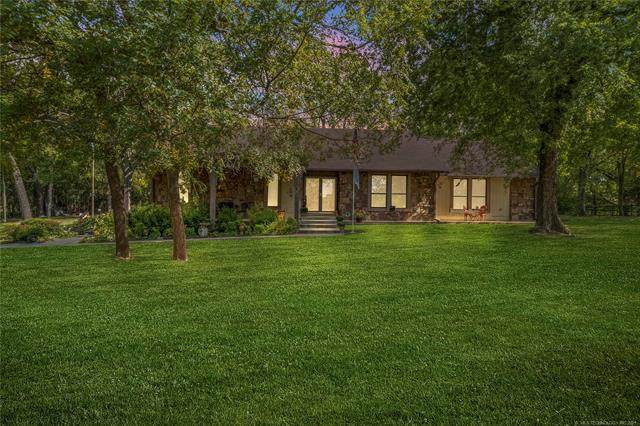 13833 S 200th East Avenue, Broken Arrow, OK 74014 (MLS #2135127) :: Hopper Group at RE/MAX Results