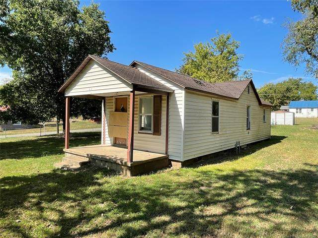 604 Irving, Fort Gibson, OK 74434 (MLS #2135161) :: Active Real Estate