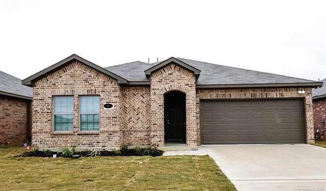 192 Cottonwood Street, Calera, OK 74730 (MLS #2135172) :: Active Real Estate