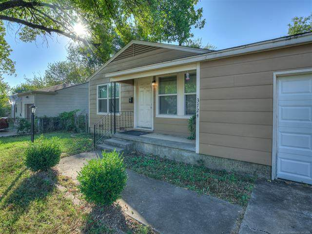 3724 W 45th Place, Tulsa, OK 74107 (MLS #2135187) :: Hopper Group at RE/MAX Results