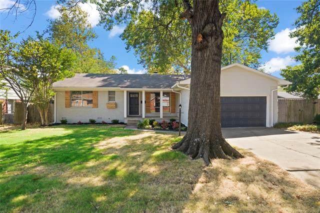 8514 E 34th Street, Tulsa, OK 74145 (MLS #2135208) :: Hopper Group at RE/MAX Results