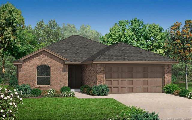 503 S 48th Court, Broken Arrow, OK 74014 (MLS #2135241) :: Hopper Group at RE/MAX Results
