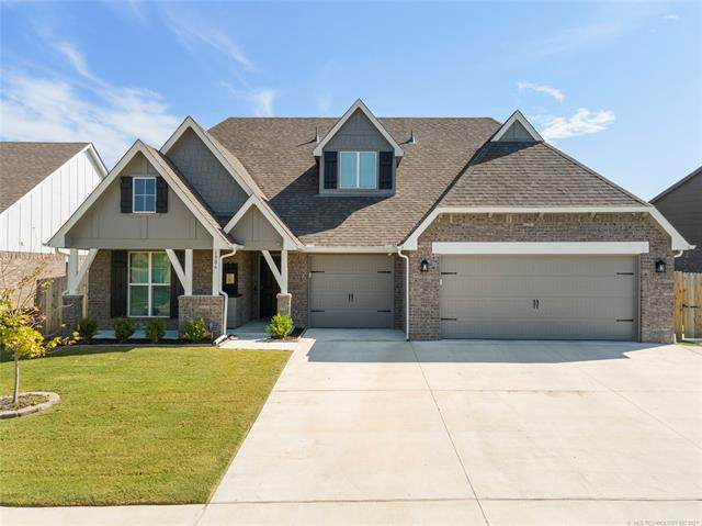 1906 E 132nd Street S, Bixby, OK 74008 (MLS #2135247) :: Hopper Group at RE/MAX Results