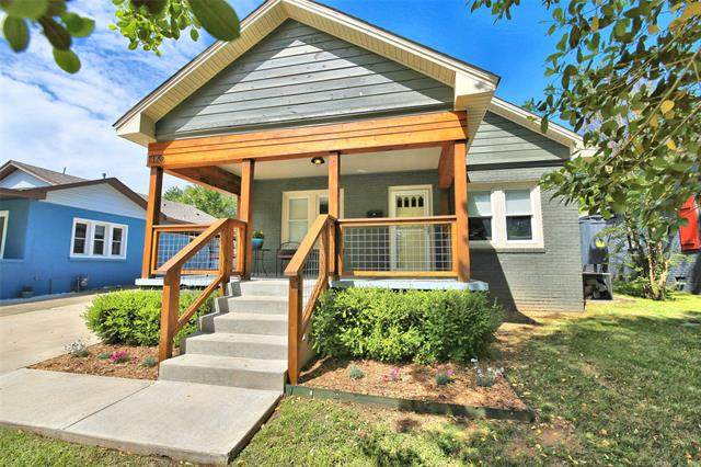 1320 S Gary Avenue, Tulsa, OK 74104 (MLS #2135250) :: Hopper Group at RE/MAX Results