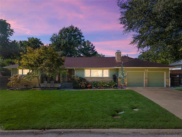 3632 S Gary Place, Tulsa, OK 74105 (MLS #2135264) :: Hopper Group at RE/MAX Results