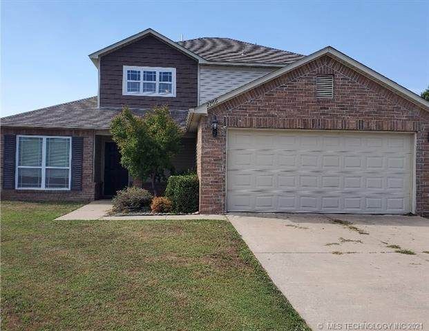 2766 S Kentucky Avenue, Pryor, OK 74361 (MLS #2135269) :: Active Real Estate