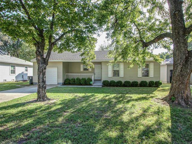 3527 S Jamestown Avenue, Tulsa, OK 74135 (MLS #2135305) :: Hopper Group at RE/MAX Results