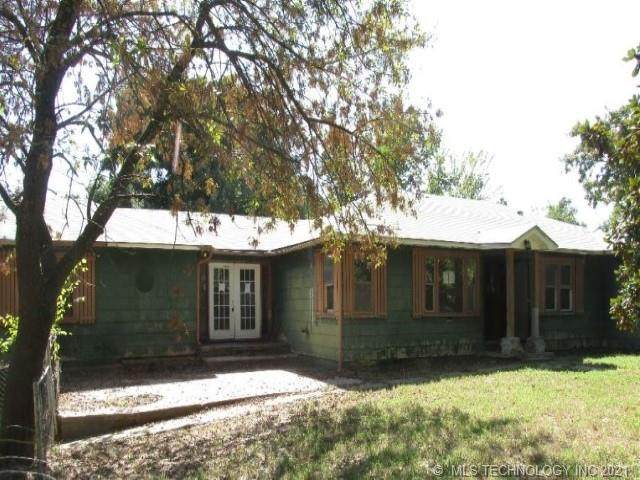 1120 E Leroy Road, Cleveland, OK 74020 (MLS #2135307) :: Hopper Group at RE/MAX Results