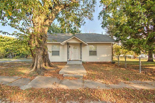 119 E Blackjack Avenue, Fort Gibson, OK 74434 (MLS #2135316) :: Hopper Group at RE/MAX Results