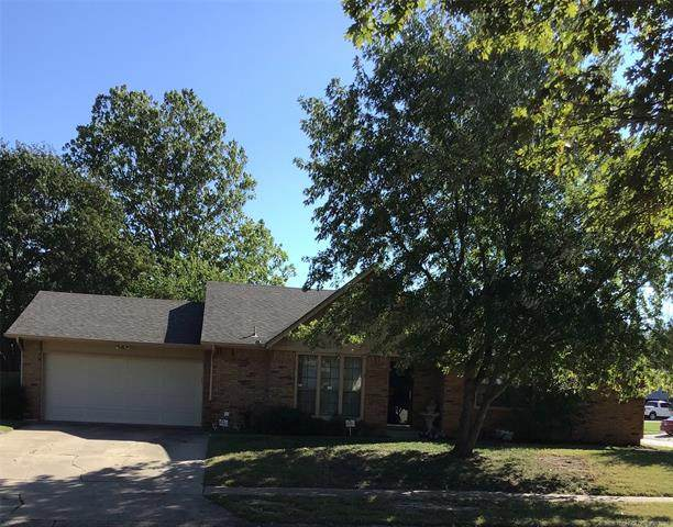 14549 S Maple Avenue, Glenpool, OK 74033 (MLS #2135332) :: Hopper Group at RE/MAX Results