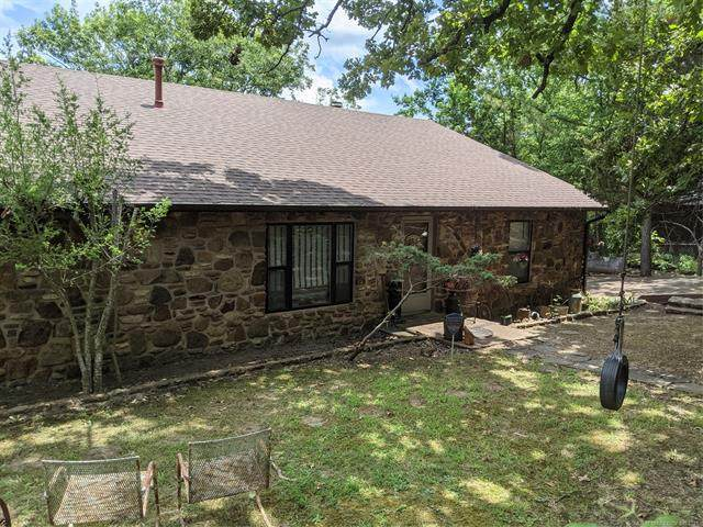 34150 S Terrapin Creek Road, Cookson, OK 74427 (MLS #2135338) :: Active Real Estate