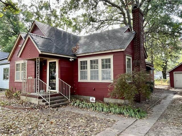 1623 Houston Street, Muskogee, OK 74403 (MLS #2135360) :: 918HomeTeam - KW Realty Preferred