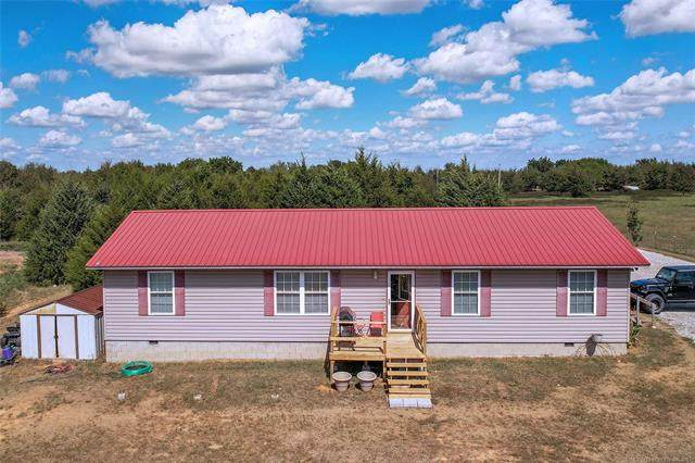 619 Enterprise Road, Lone Grove, OK 73443 (MLS #2135364) :: Hopper Group at RE/MAX Results