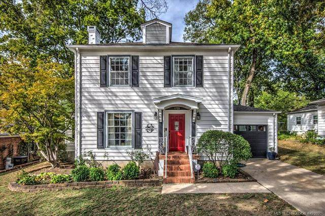 1721 Cherokee Place, Bartlesville, OK 74003 (MLS #2135379) :: Active Real Estate