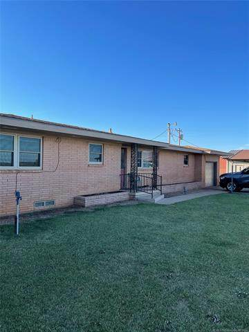 11759 N Hwy 76 Highway, Lindsay, OK 73052 (MLS #2135389) :: Active Real Estate
