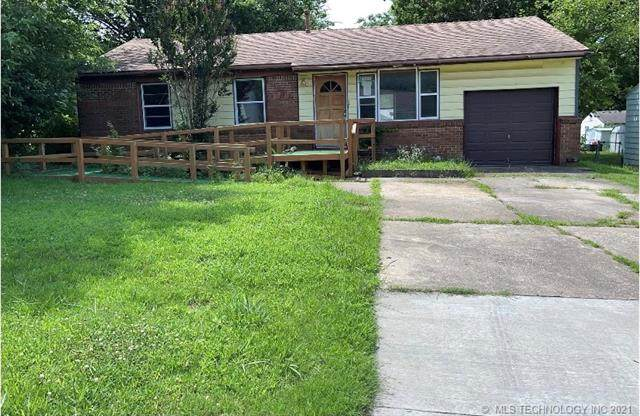 1916 W 47th Place, Tulsa, OK 74107 (MLS #2135394) :: Active Real Estate