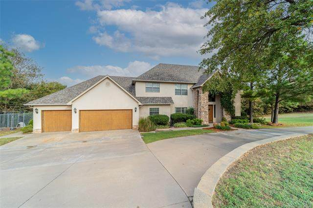 614 S 263rd West Avenue, Sand Springs, OK 74063 (MLS #2135427) :: Active Real Estate