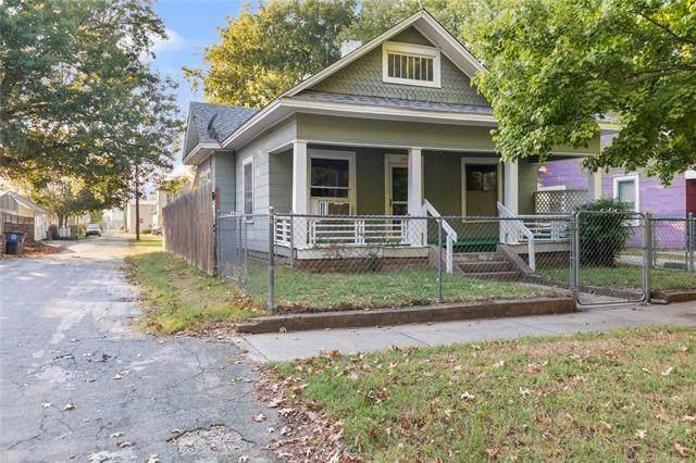 344 S Wheeling Avenue, Tulsa, OK 74104 (MLS #2135444) :: Active Real Estate