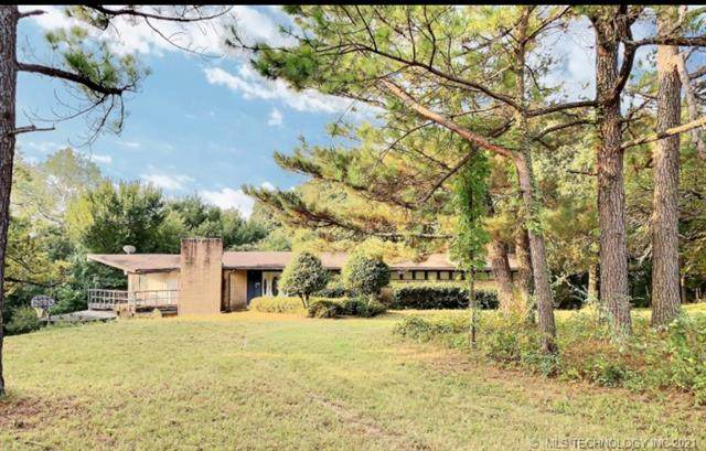 2892 State Road 91 Highway, Cartwright, OK 74731 (MLS #2135446) :: Active Real Estate