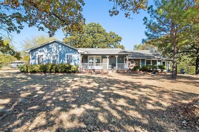 19835 S Lake Drive, Claremore, OK 74017 (MLS #2135506) :: Active Real Estate