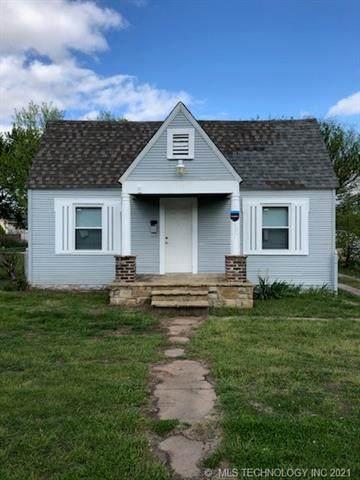 409 S 49th West Avenue, Tulsa, OK 74127 (MLS #2135510) :: Active Real Estate