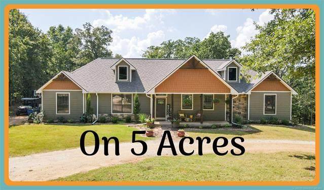 2005 E 32nd Street, Ada, OK 74820 (MLS #2135537) :: Active Real Estate