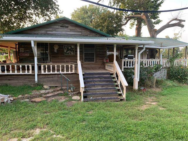 216 N River Road, Webber Falls, OK 74470 (MLS #2135563) :: Active Real Estate