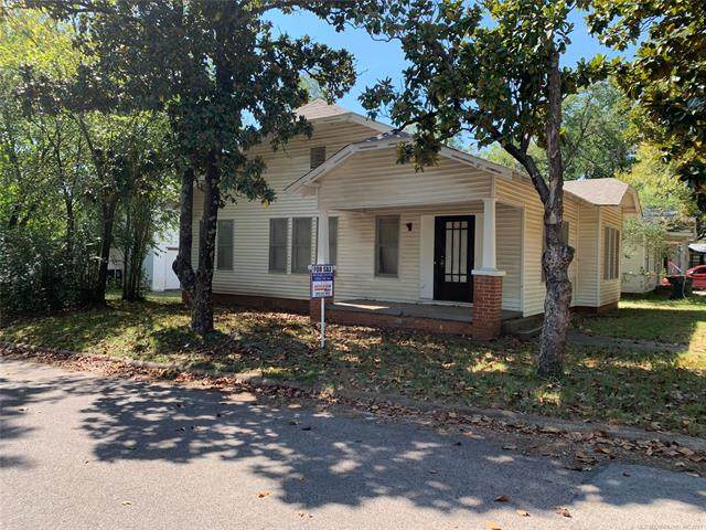 401 W Plum, Durant, OK 74701 (MLS #2135606) :: Hopper Group at RE/MAX Results