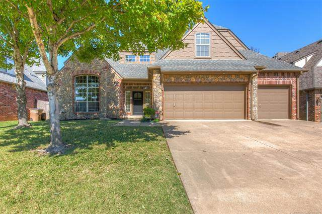 9195 E 119th Street S, Bixby, OK 74008 (MLS #2135675) :: Hopper Group at RE/MAX Results