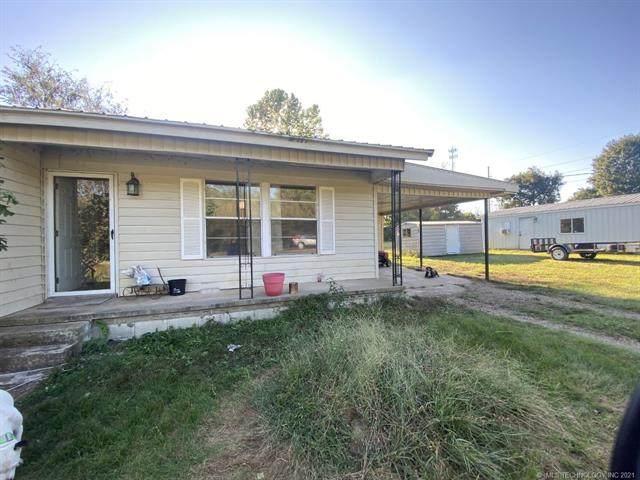 510 SW B Street, Antlers, OK 74523 (MLS #2135703) :: Active Real Estate