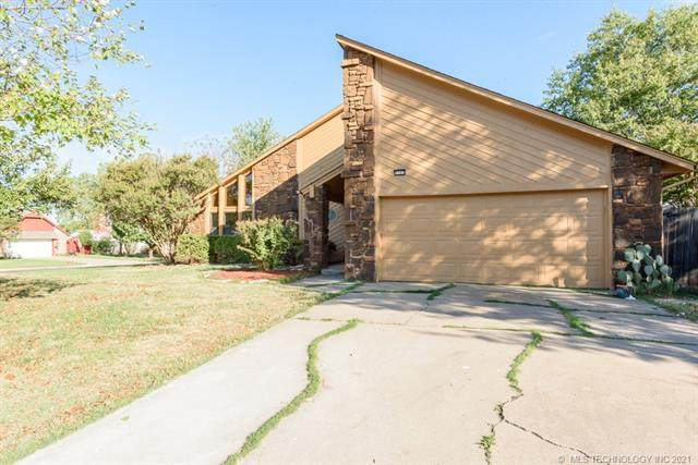 8505 E 92nd Street, Tulsa, OK 74133 (MLS #2135711) :: Hopper Group at RE/MAX Results