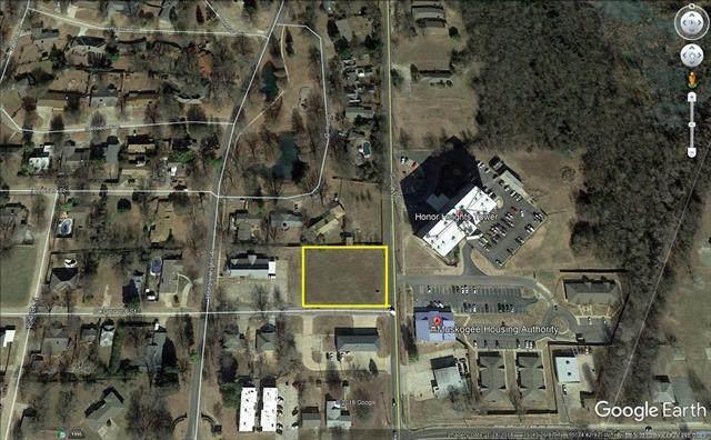 Oklahoma Street, Muskogee, OK 74401 (MLS #2135769) :: Active Real Estate