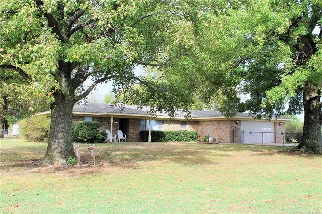11299 E 520 Road, Claremore, OK 74019 (MLS #2135806) :: Active Real Estate