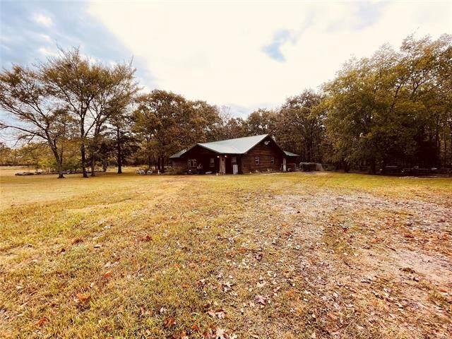 6072 S Farris, Atoka, OK 74525 (MLS #2135810) :: Active Real Estate