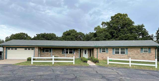810 Catfish Kettle, Ada, OK 74820 (MLS #2135811) :: Hopper Group at RE/MAX Results
