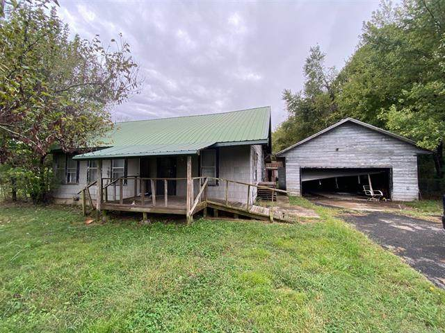823 Independence Avenue, Muskogee, OK 74403 (MLS #2135814) :: Active Real Estate
