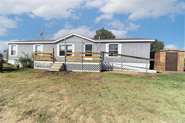 19600 S 465th West Avenue, Bristow, OK 74010 (MLS #2135817) :: Hopper Group at RE/MAX Results