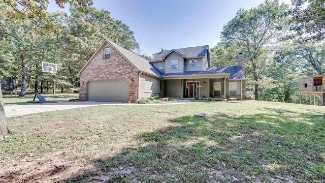 15481 S 4195 Road, Claremore, OK 74017 (MLS #2135819) :: Active Real Estate
