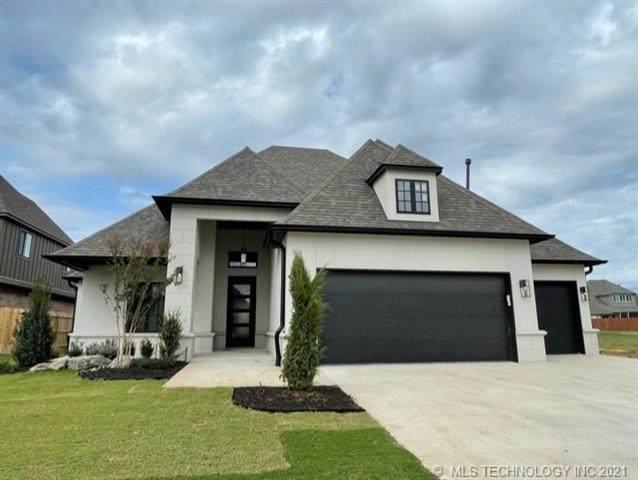 5313 E 123rd Street S, Bixby, OK 74008 (MLS #2135820) :: Active Real Estate