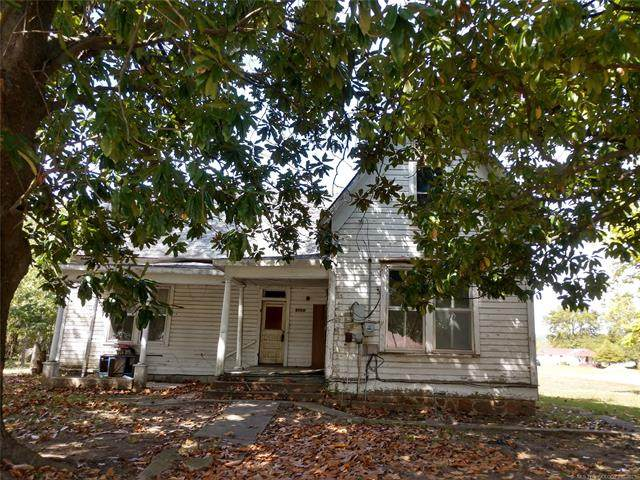 405 Second Street, Talihina, OK 74571 (MLS #2135827) :: Hopper Group at RE/MAX Results