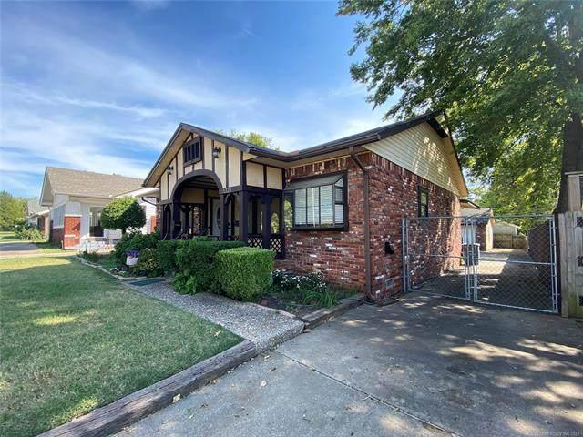 1720 E 14th Street S, Tulsa, OK 74104 (MLS #2135876) :: 580 Realty