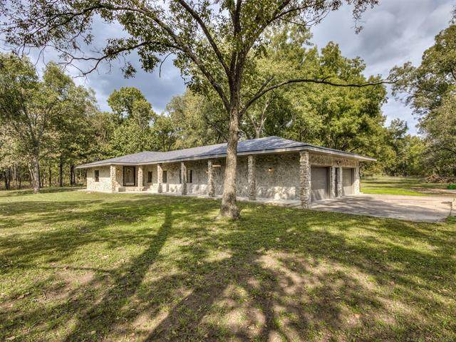 3166 County Road 2706 Road, Bartlesville, OK 74003 (MLS #2135892) :: Hopper Group at RE/MAX Results