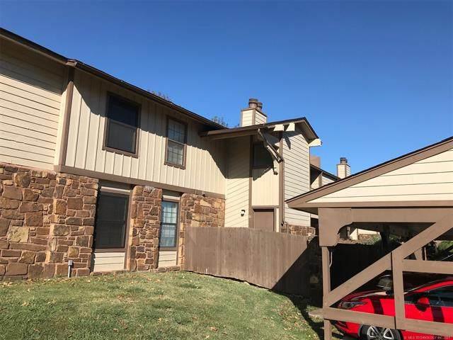 6355 S 80th Avenue E 2B, Tulsa, OK 74133 (MLS #2135936) :: Active Real Estate