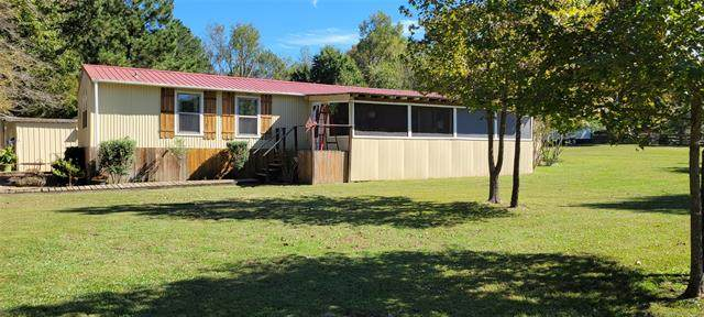 300 Bayberry Road, Broken Bow, OK 74728 (MLS #2135950) :: Active Real Estate